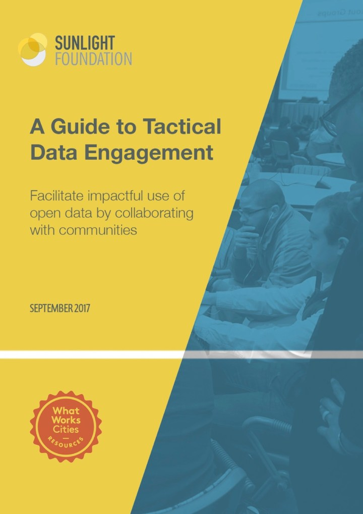 Free Thing of the Week: Tactical Data Engagement