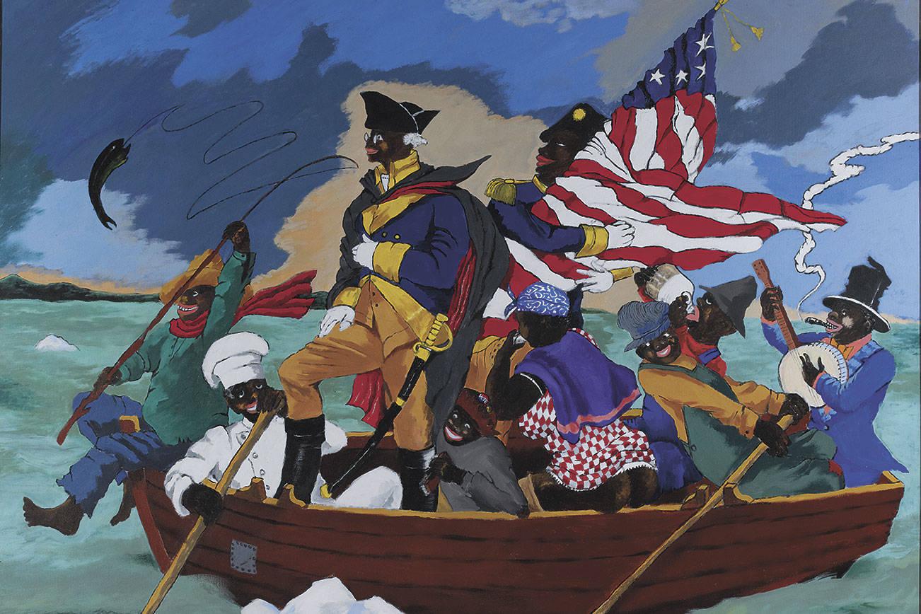 Re Presenting Black History In Art