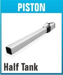 Half Tank Hydraulic Swing Gate Opener