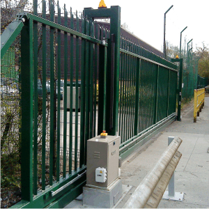 Lepus Box Industrial sliding gate