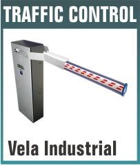 Vela Industrial Traffic Barrier