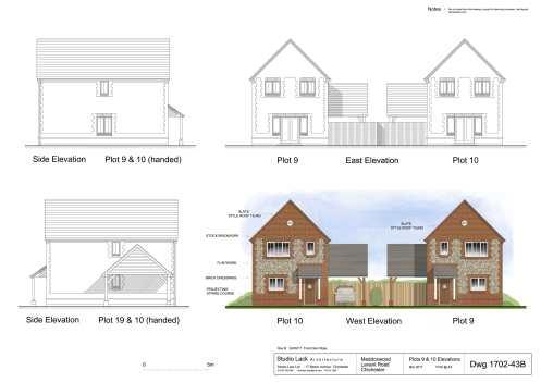 New Development in Chichester