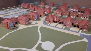 Priors Orchard in Miniature