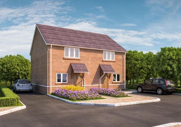 Affordable Homes at Priors Orchard