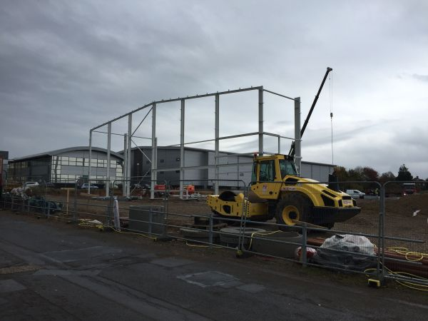 Great Progress at Chichester Business Park