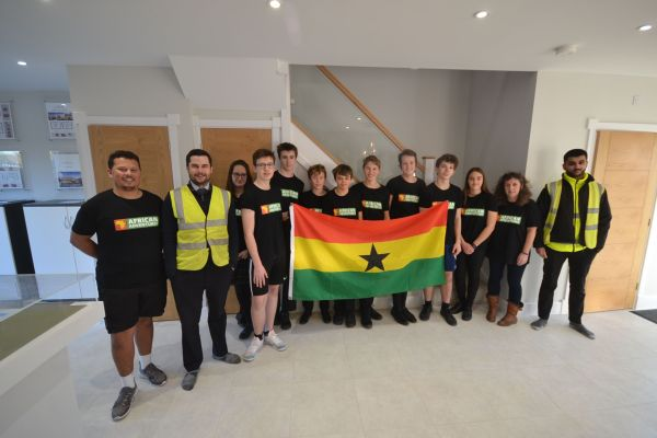 Southbourne students head to Africa