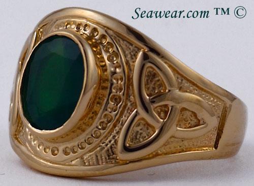 Celtic Fraternity Ring