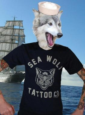 new shirts are in!!, minneapolis tattoo shops, minnesota tattoo shops, minnesota tattoos, sea wolf tattoo company, wolf tattoo, sea wolf news