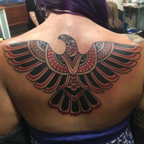inuit-hawk-tattoo