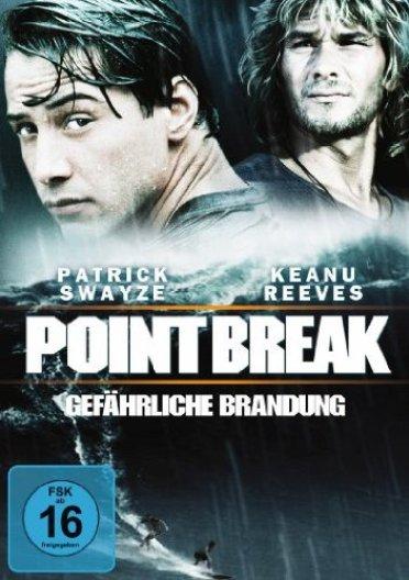 Weihnachtsgeschenke für Surfer: Film Point Break
