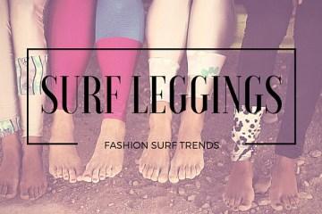 Warum Surfen mit einer Surf Leggings mehr Spaß macht