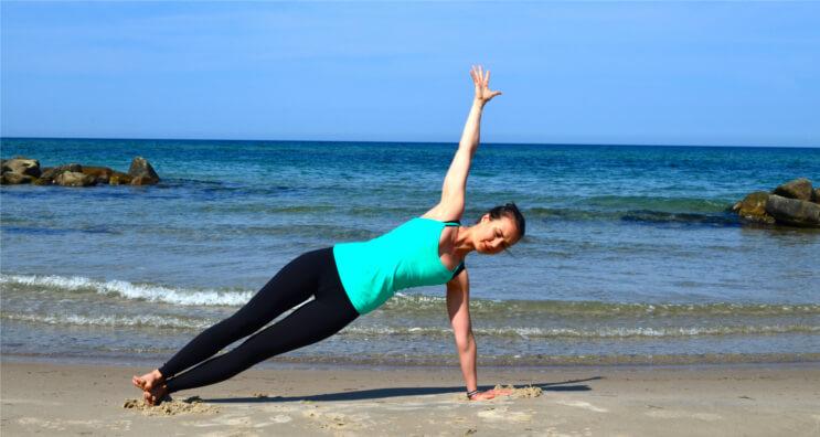 Yoga für Surfer_Side Plank