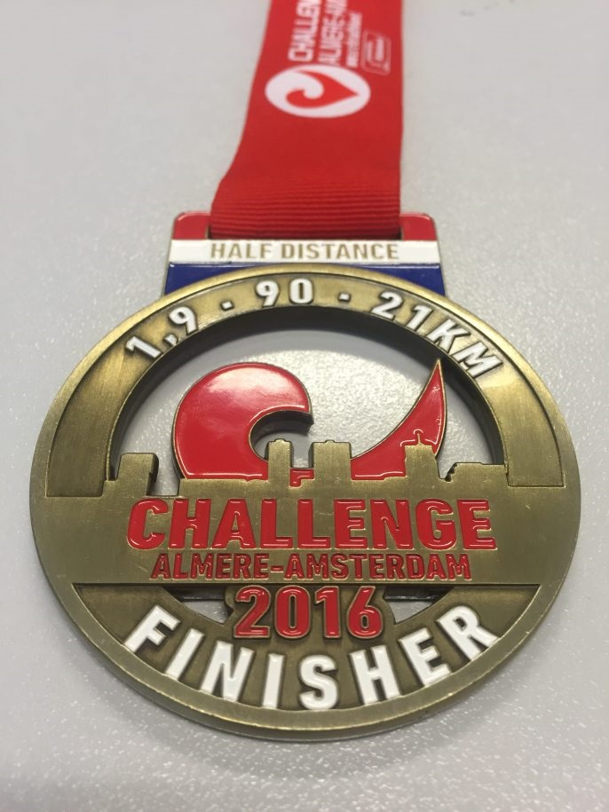 De medaille..