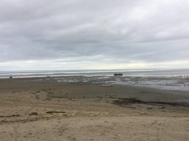 Uitzicht over de Waddenzee..
