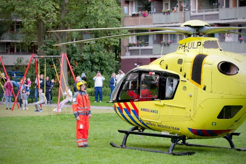 Traumahelikopter - 10 - SN