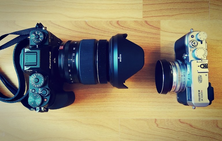 Prime lenses for street photography