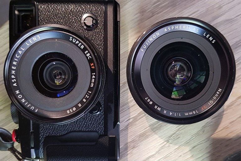 Decisions: Fujifilm XF 14mm F2.8 vs. XF 16mm F1.4