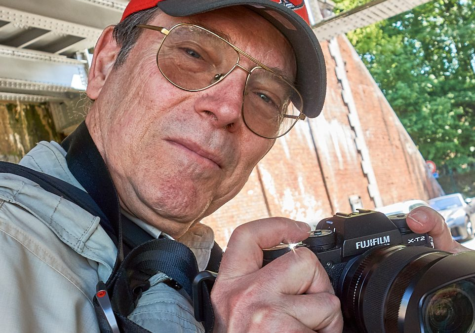Interview with photographer Richard Sylvester