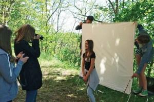Workshop »Künstler für Schüler« 2016 (Gymnasium Crivitz)