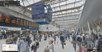 Waterloo Station - Londres