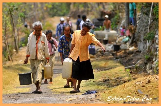 Dampak Kekurangan Air Bersih Bagi Kehidupan Manusia Dan