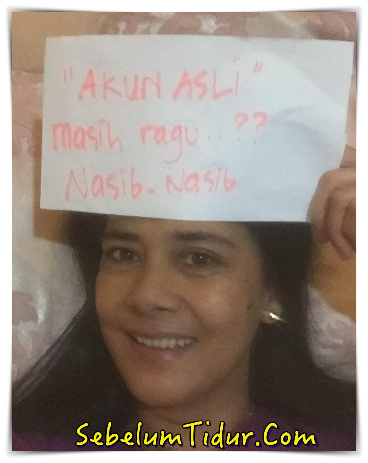 Foto Selfie Artis Indonesia Di Facebook Lydia Kandou