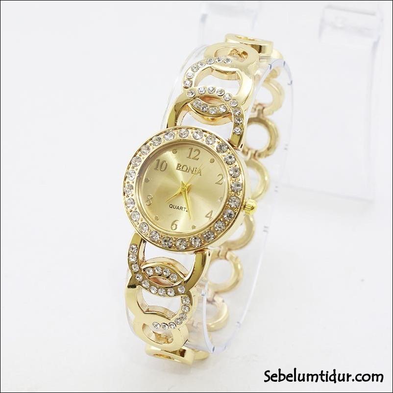 jam tangan gelang wanita murah