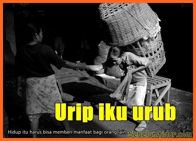 Gambar Kata Gokil Jawa