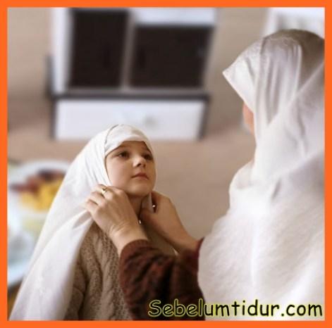 menjadi ibu rumah tangga dalam islam