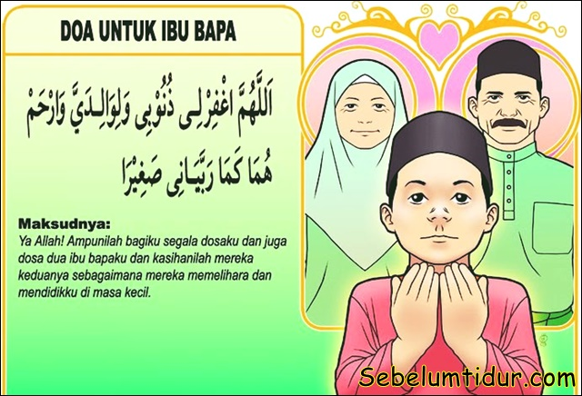 kewajiban anak terhadap orang tua setelah menikah