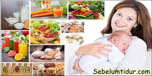 10 Jenis Makanan Yang Tidak Boleh Dikonsumsi Ibu Menyusui