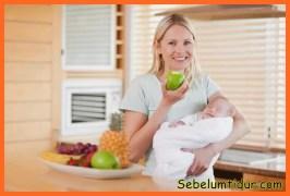 nutrisi yang baik untuk ibu menyusui