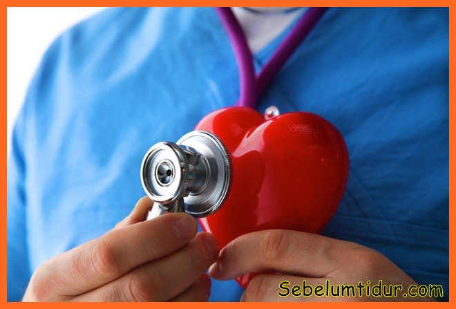 gejala penyakit jantung usia dini