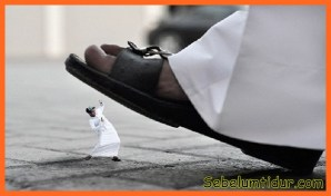 cara menghadapi orang sombong menurut islam