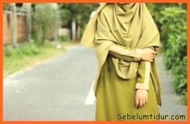 jilbab menurut syariat islam