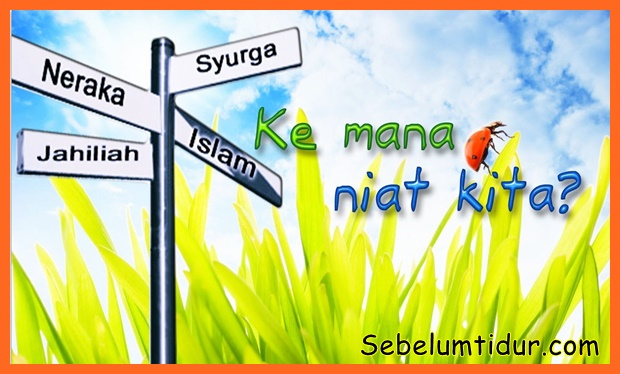 sukses dalam islam
