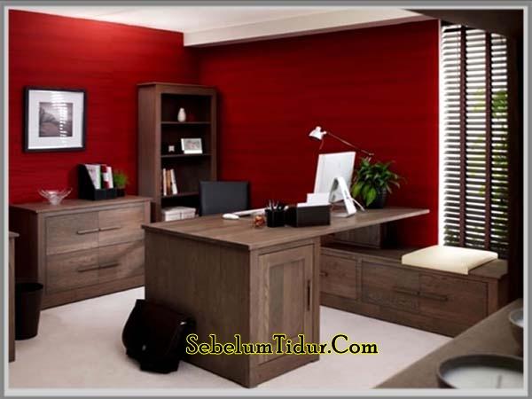 warna cat kantor