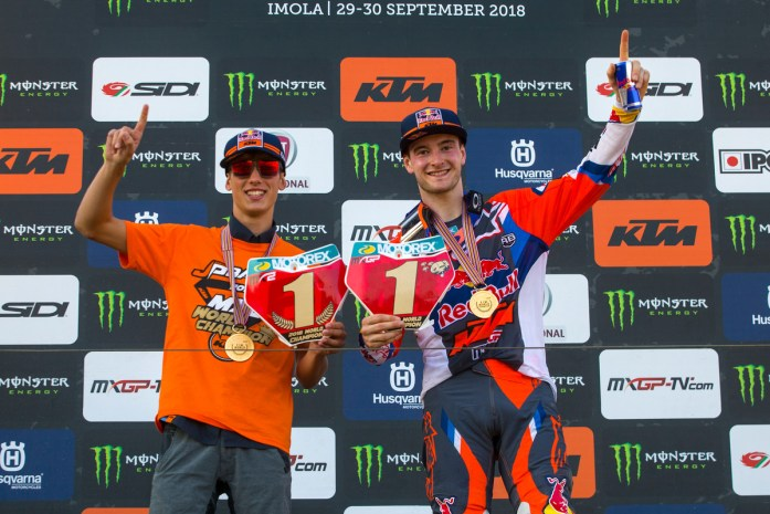 ©Ray Archer - Jorge Prado // Jeffrey Herlings