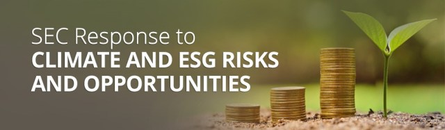 Climate and ESG Page
