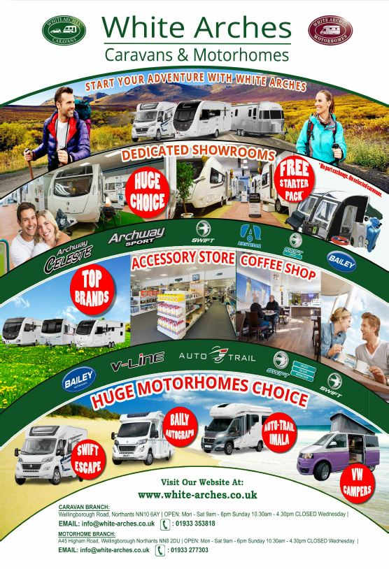White Arches Motorhomes