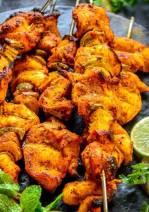Tandoori Chicken-Tikka