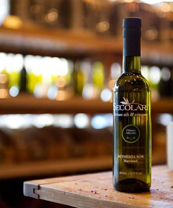 Cilantro Olive Oil-0