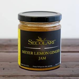 Meyer Lemon Ginger Jam-0