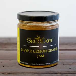 Meyer Lemon Ginger Jam-0