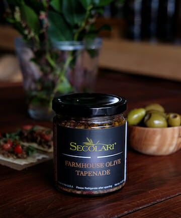 Farmhouse Olive Tapenade