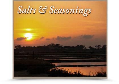 Salts & Seasonings