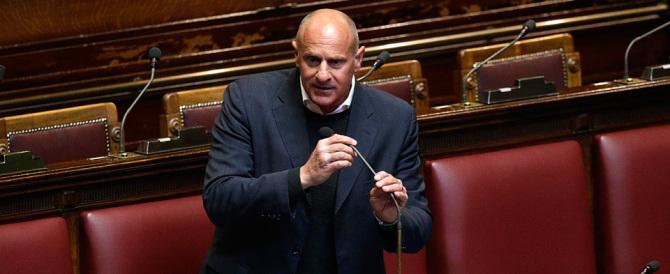 Rampelli: «La sinistra al caviale di Capalbio la spunta laddove le borgate falliscono»