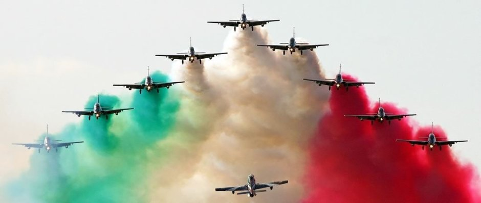 Cores da Itália