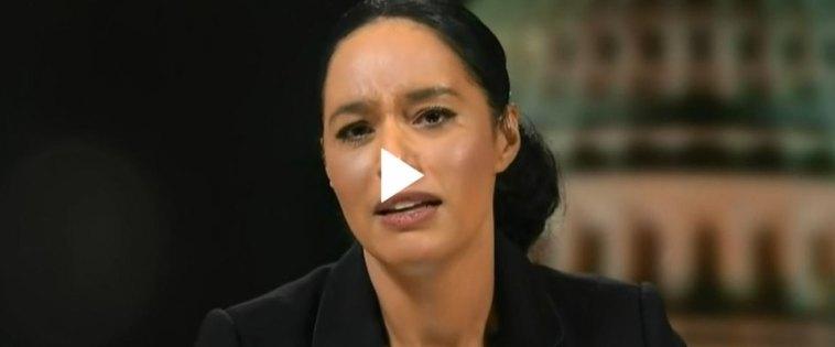 """Rula Jebreal, sproloquio a """"In Onda"""": la situazione in Afghanistan è colpa della destra (video)"""