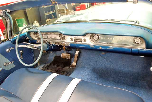 1960 Oldsmobile Dynamic 88 Convertible
